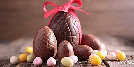 Taller Practico de Huevo de Pascuas entradas