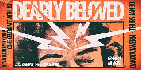 Dearly Beloved with DJ Brendan 'The Champ' Canning tickets