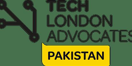 TLA Pakistan Women Connect -   Tech London Advocates tickets