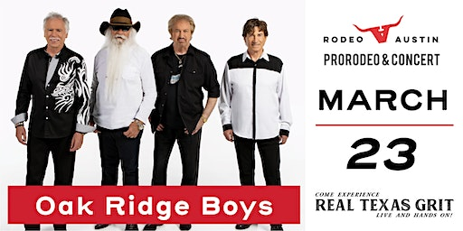 ProRodeo and Oak Ridge Boys