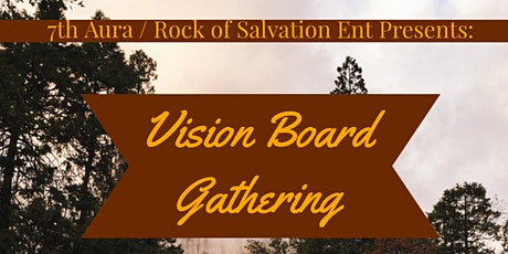 Vision Board Gathering tickets