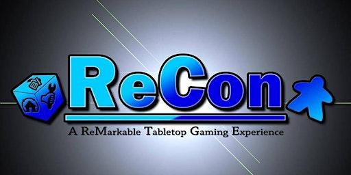 ReCon 6 Board Game Convention