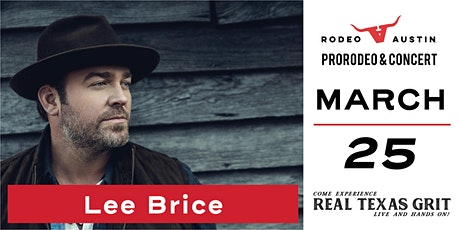 ProRodeo and Lee Brice tickets