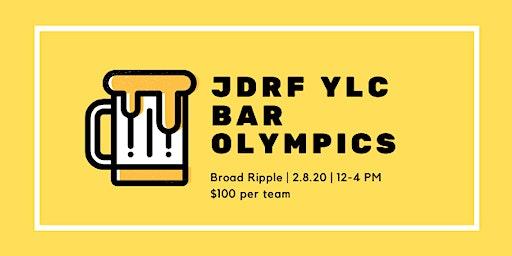 JDRF Bar Olympics