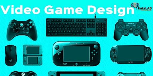 Design A Video Game - 3 Week Series
