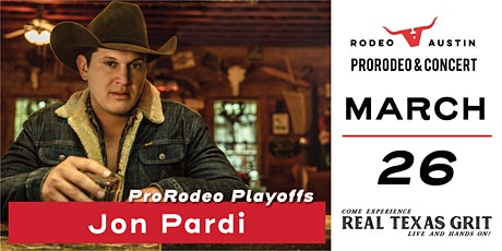 ProRodeo Playoffs and Jon Pardi tickets