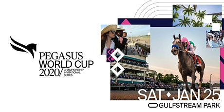 Pegasus World Cup Invitational   Grandstand tickets