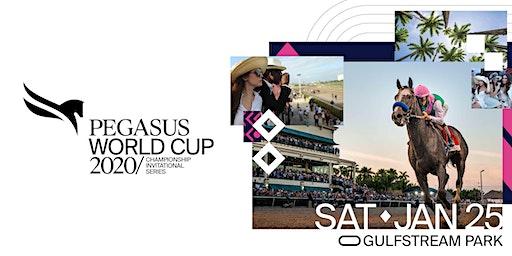 Pegasus World Cup Invitational | Grandstand