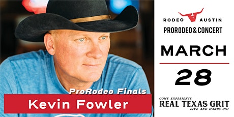 ProRodeo Finals and Kevin Fowler tickets