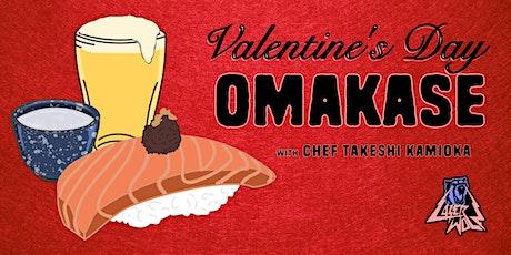 Valentine's Day OMAKASE  tickets