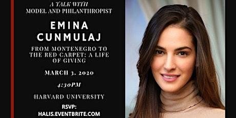 HALIS: Emina Cunmulaj at Harvard University tickets