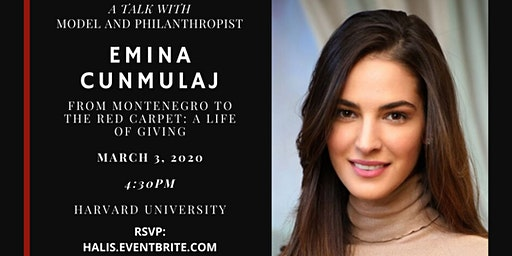 HALIS: Emina Cunmulaj at Harvard University