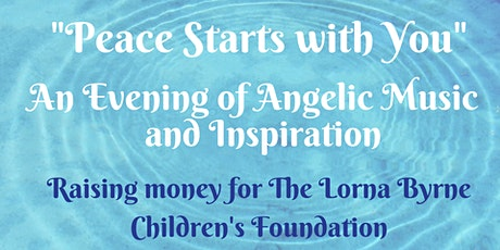 """Peace Starts With You"" An evening of Angelic Music, and inspiration tickets"