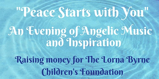 """Peace Starts With You"" An evening of Angelic Music, and inspiration"
