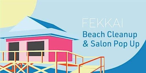 FEKKAI Takes Over the Santa Monica Pier