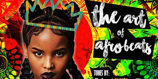 The Art of Afrobeats Atlanta, Vol.3: (ft. DJ Kato) @Edgewood Speakeasy