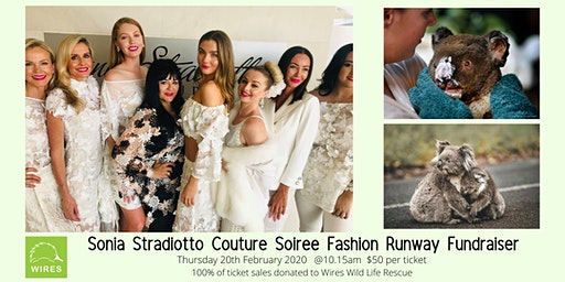 Morning Soiree Fashion Runway Fundraiser