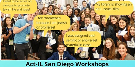 San Diego IAC ACT community sessions tickets