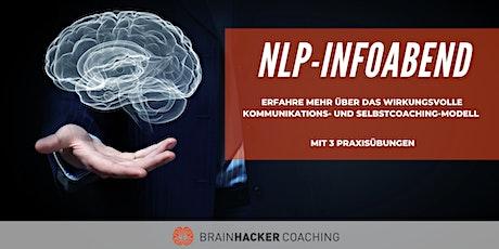 Infoabend - Erfolgreiche Kommunikation mit NLP Tickets