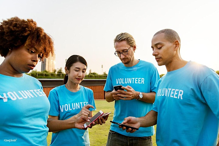 Social Media for Managers of Volunteers image