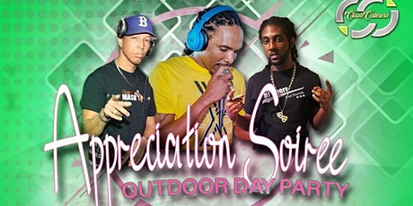 Classcaterers by Patorah Appreciation Soiree Outdoor Day Party tickets