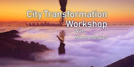 City Transformation Workshop tickets