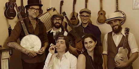 Pom du Jazz - Local Heroes Concert Missy Sippy - Free entrance tickets