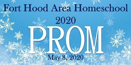 2020 Homeschool PROM tickets