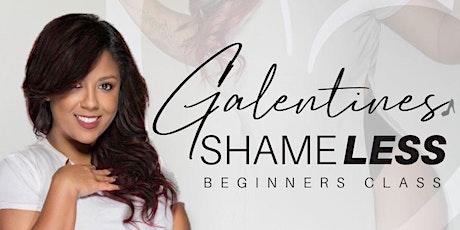 """Shameless Heels Beginners Dance Class """"Galentine's Edition"""" tickets"""