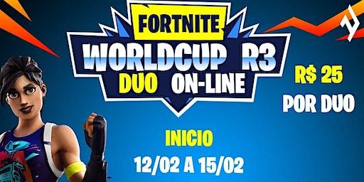 WORLD CUP R3 - FORTNITE