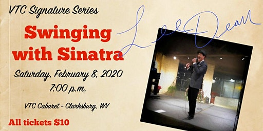 Lee Dean: Swinging with Sinatra - VTC Signature Series