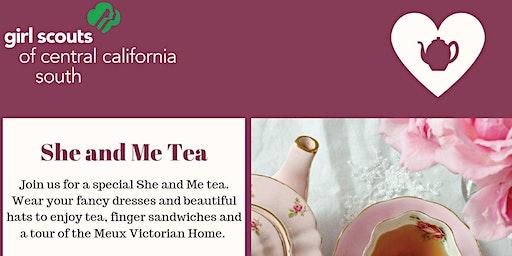 She and Me Tea - Fresno