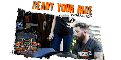 Ready Your Ride Workshop