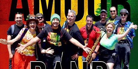 9pm - First Fridays Reggae with Un AmOur Band and special guest DJ Fiya tickets