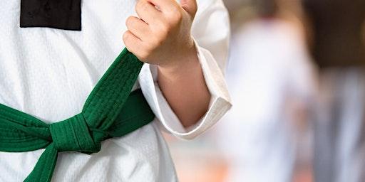 Summer Camp | Martial Arts Clinic