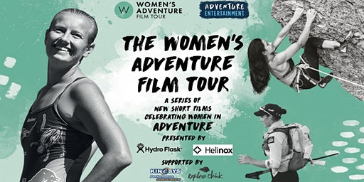 Women's Adventure Film Tour 19/20 - Portland, ME