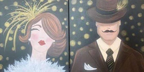 Roaring 20's Sips and Paints tickets