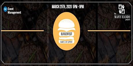 BurgerFest tickets