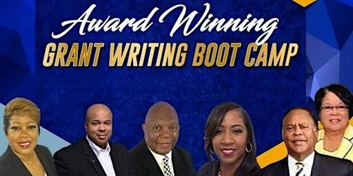 Award Winning Grant Writing Bootcamp