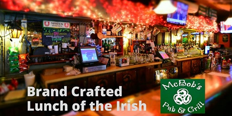 Brand Crafted: Lunch of the Irish tickets