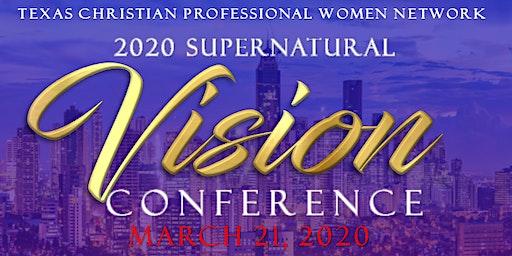 2020 Supernatural Vision Conference