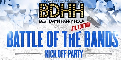 Honda Battle Of The Bands BEST DAMN HAPPY HOUR tickets