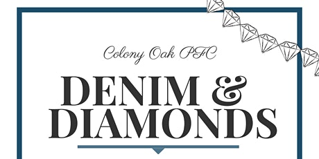 Denim & Diamonds: Dinner Dance & Live Auction tickets