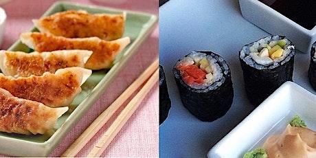 Sushi, Gyoza & Karaoke Cooking Party! Kooking & Karaoke at Get in the Kitch tickets