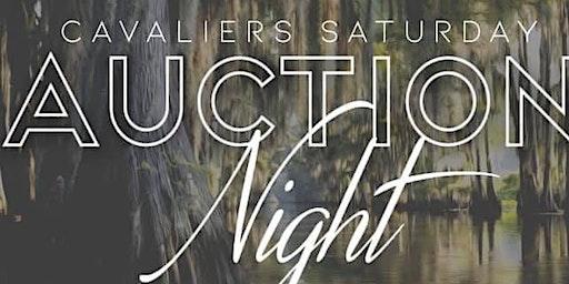 Cavaliers Saturday Night Auction
