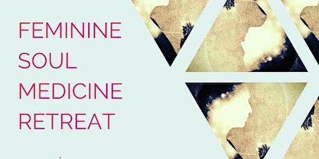 Feminine Soul Medicine Retreat - New Moon Winter Wellness tickets