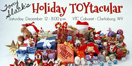 Tony Slack's Holiday Toytacular at The VTC Cabaret Series  tickets