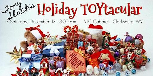 Tony Slack's Holiday Toytacular at The VTC Cabaret Series