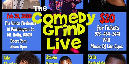 Comedy Grind Live