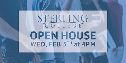Sterling College Open House